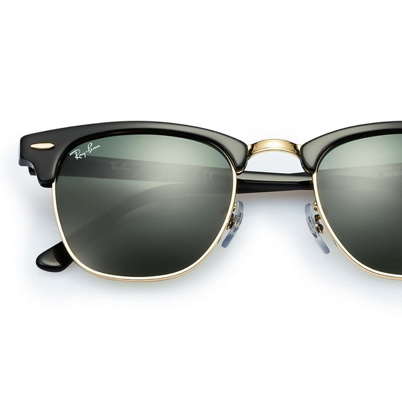 Ray-Ban Accessories - NWOT Authentic Rayban Clubmaster Sunglasses - Pol b636b04519d7